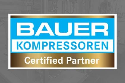 BAUER Kompressoren Certified Partner Van Elewout Kompressoren