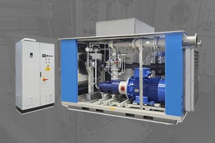 Gas Schroefcompressor Gastechniek
