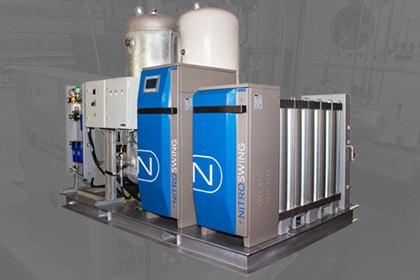 Gasgenerator Gastechniek