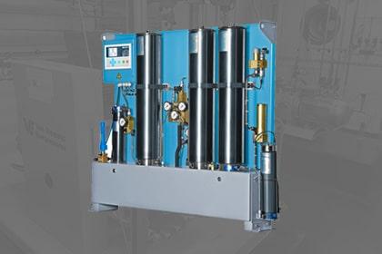 Hogedruk filters BAUER Seccant IV-A-SEC