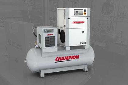 Schroefcompressor kopen links compressoren
