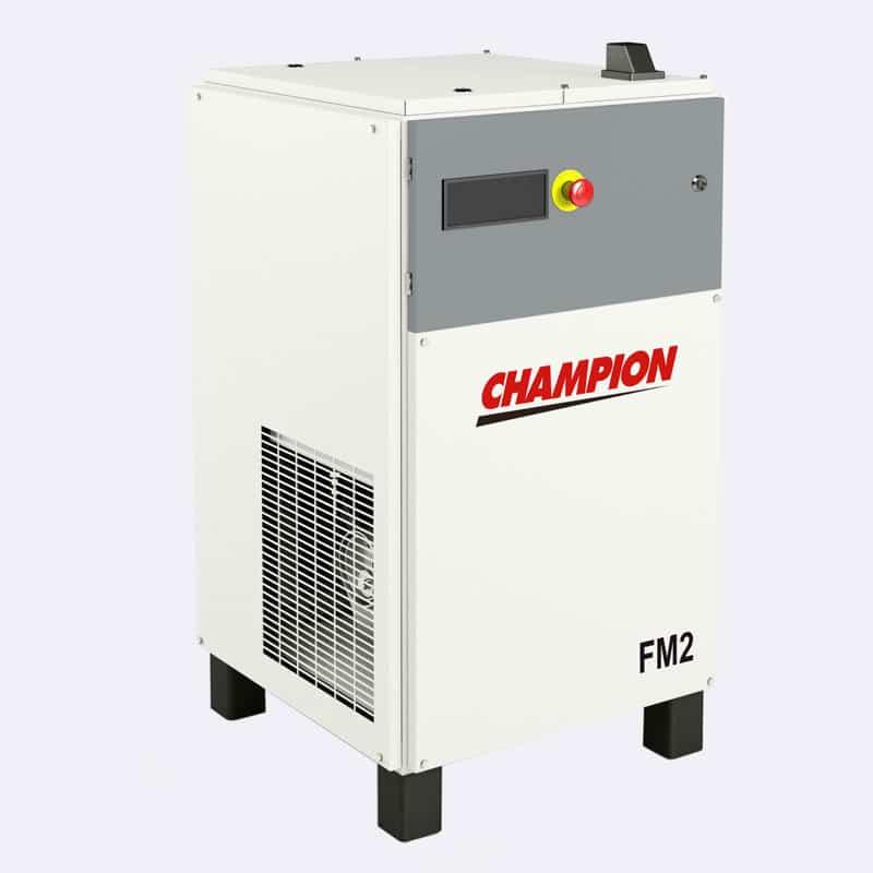 Champion FM02 Compressor Van Elewout Kompressoren