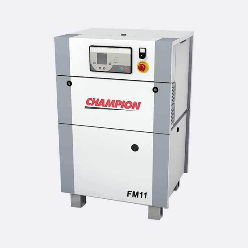Champion FM11 Compressor Van Elewout Kompressoren