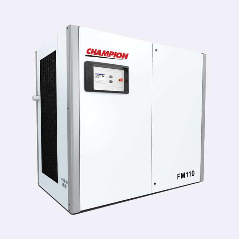 Champion FM110 Compressor Van Elewout Kompressoren