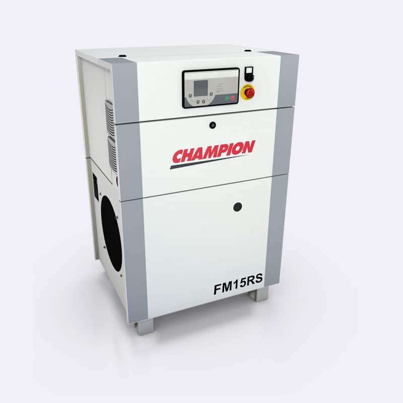 Champion FM15RS Compressor Van Elewout Kompressoren