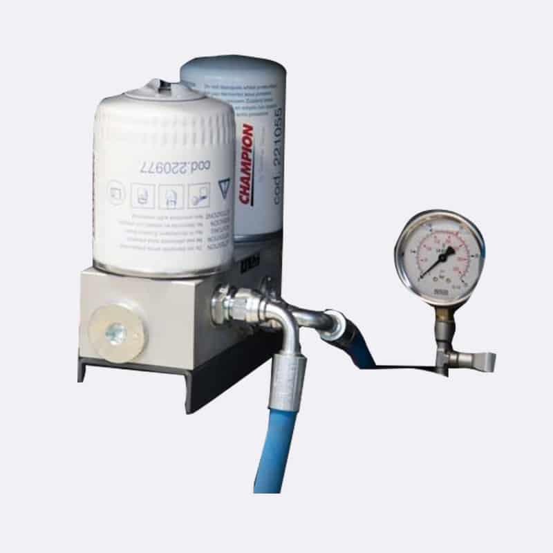 Compressor Onderdelen Meter Onderhoud Van Elewout Kompressoren