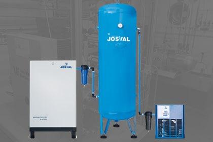 Compressor drukvat met condensafvoer Persluchtketel Persluchttechniek Van Elewout Kompressoren