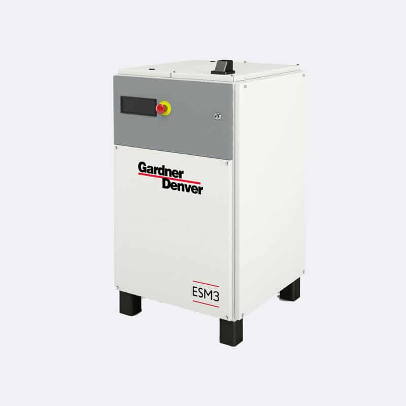 Gardner Denver Schroefcompressor ESM02 - ESM06 Van Elewout Kompressoren