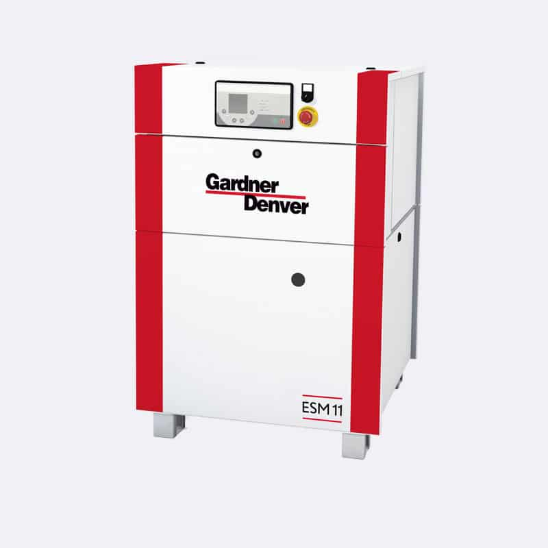 Gardner Denver Schroefcompressor ESM07 - ESM11 19743 Van Elewout Kompressoren