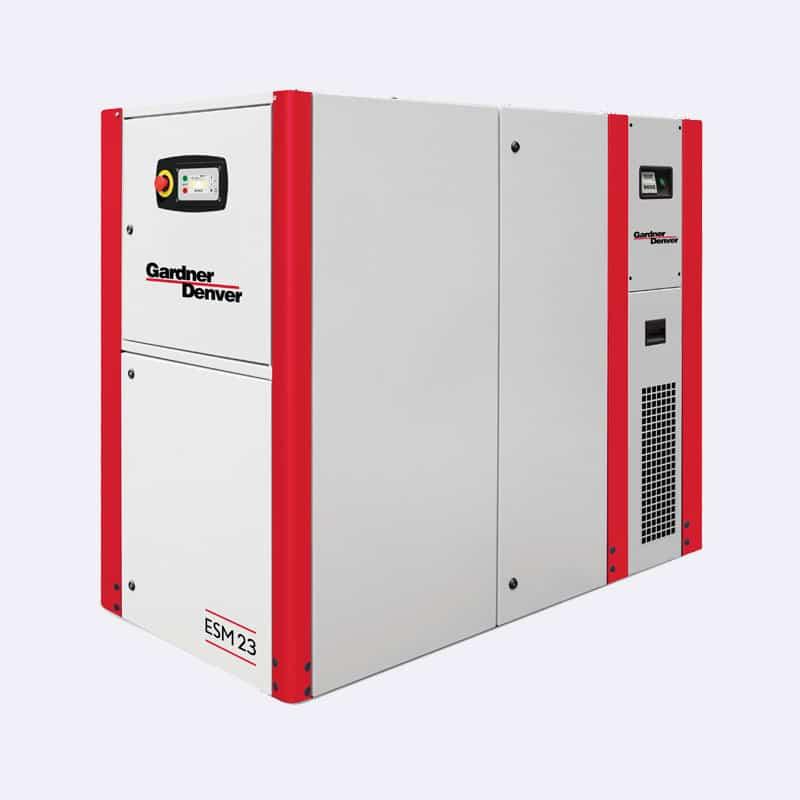 Gardner Denver Schroefcompressor ESM23 Dryer 22851 Van Elewout Kompressoren