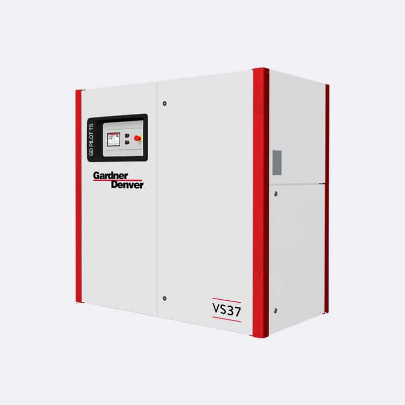 Gardner Denver Schroefcompressor VS37 27858 Van Elewout Kompressoren