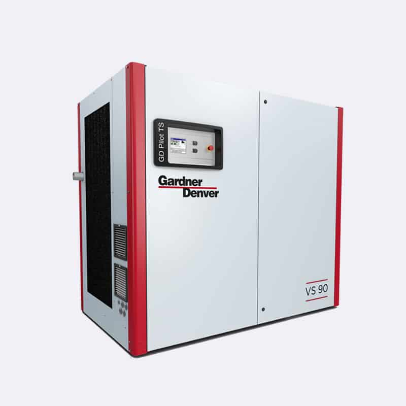 Gardner Denver Schroefcompressor VS90 34239 Van Elewout Kompressoren