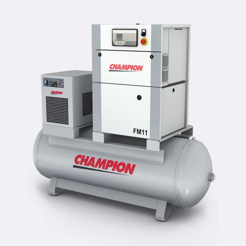 Champion FM07 Persluchttechniek Van Elewout Kompressoren