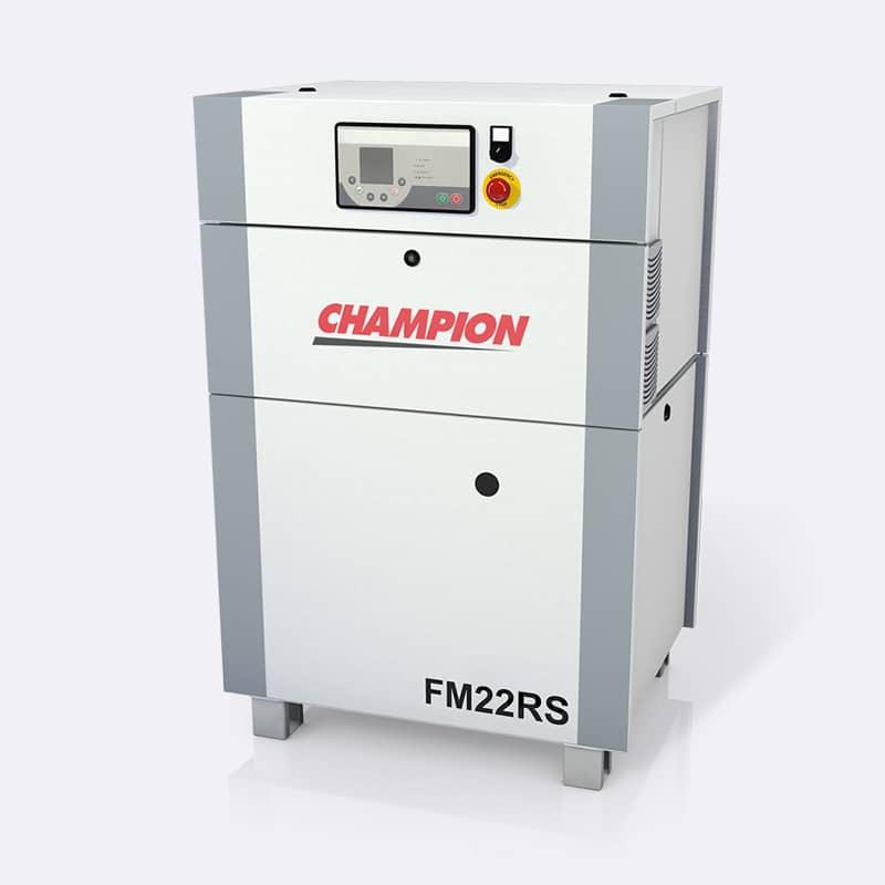 Champion FM22 Persluchttechniek Van Elewout Kompressoren