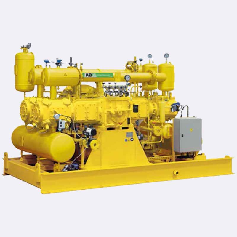 ABC Ecoo 2600 B CO2 compressoren