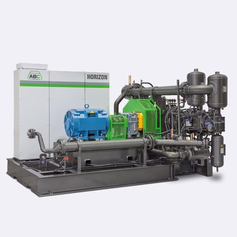ABC HA2 PET compressoren olievrij