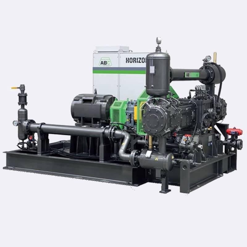 ABC HA2LP PET compressoren olievrij