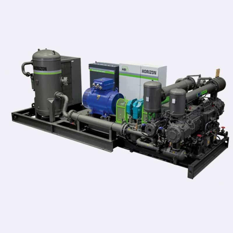 ABC HA4 PET compressoren olievrij