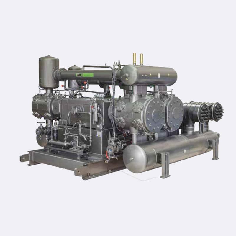 ABC HP4 PET compressoren olievrij