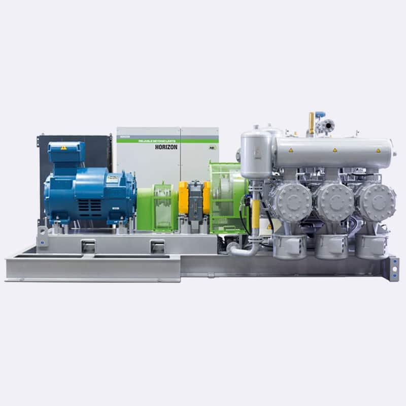 ABC Horizon HA6 PET compressoren olievrij