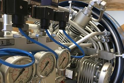 Aardgas als brandstof Gastechniek Van Elewout Kompressoren