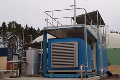Adicomp Gascompressor Gastechniek Van Elewout Kompressoren