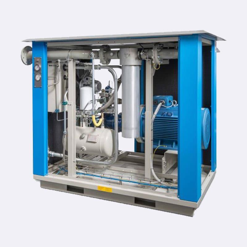 Adicomp VGE open Van Elewout Kompressoren