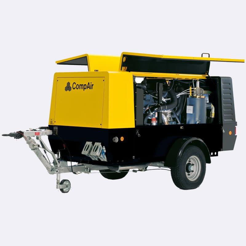 Compair C serie 17211 Van Elewout Kompressoren