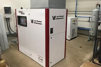 Gardner Denver Installatie Compressor Merken Van Elewout Kompressoren