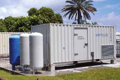 Gasgenerator Installatie Gastechniek Van Elewout Kompressoren
