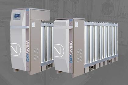 Industriele zuurstofgenerator Gastechniek Van Elewout Kompressoren