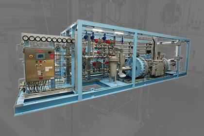 Niet vervuilende gascompressie Gastechniek Van Elewout Kompressoren