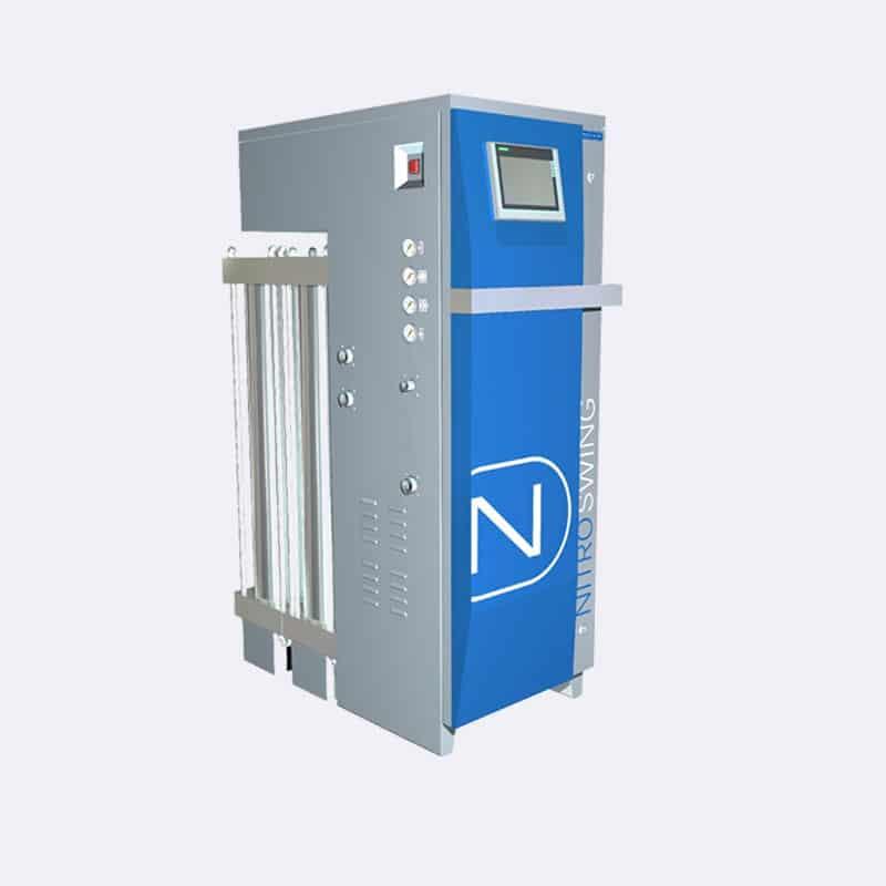 Novair PSA Stikstofgenatoren Nitroswing NS14 Van Elewout Kompressoren