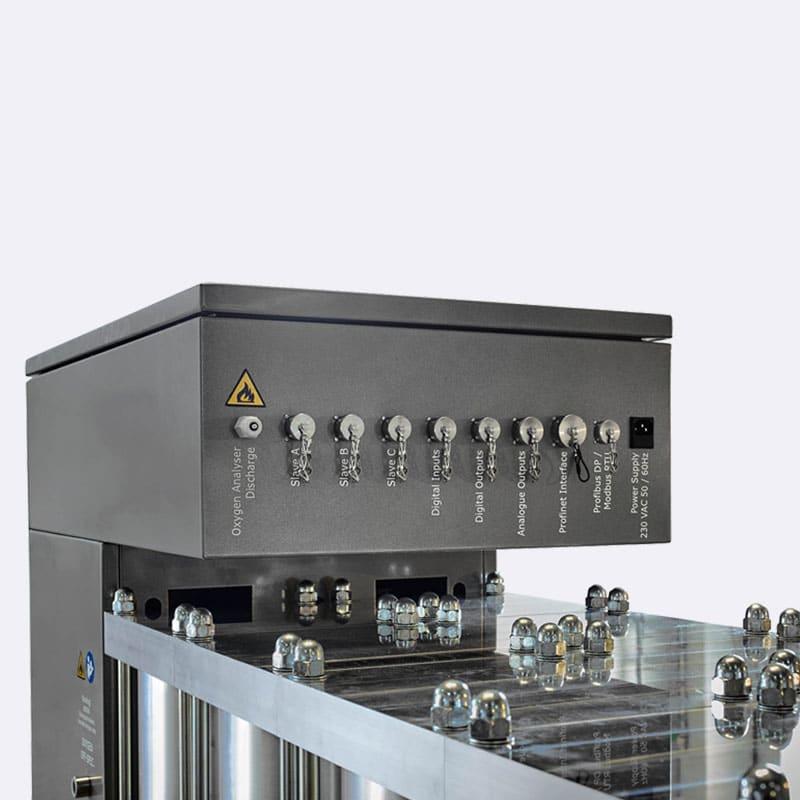 Novair Zuurstofgenratoren Oxyswing 1015-101 Van Elewout Kompressoren