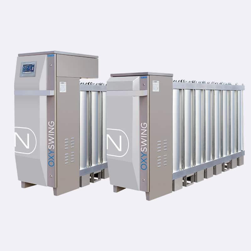 Novair Zuurstofgenratoren Oxyswing Duo Van Elewout Kompressoren
