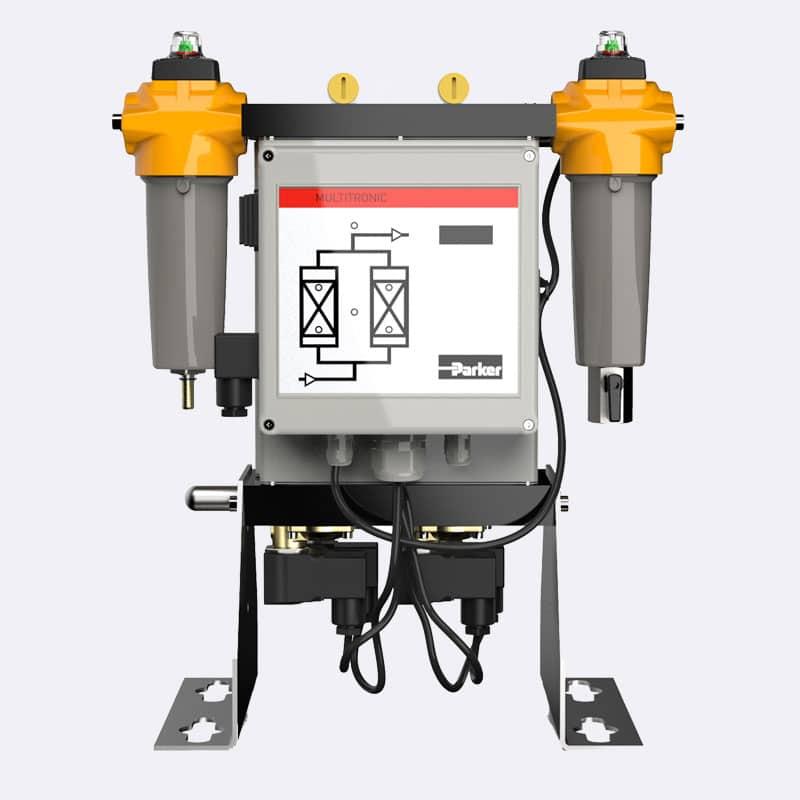 Parker Adsortiedrogers K-MT-1 Van Elewout Kompressoren
