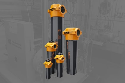 Parker Oil-X Persluchtfilter Persluchttechniek Van Elewout Kompressoren