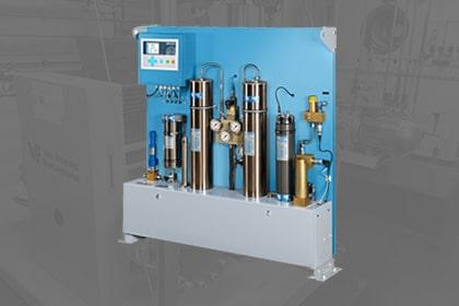 Perslucht Kwaliteit Booster Compressor Persluchttechniek Van Elewout Kompressoren