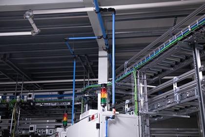 Persluchtleiding Aluminium Persluchttechniek Van Elewout Kompressoren