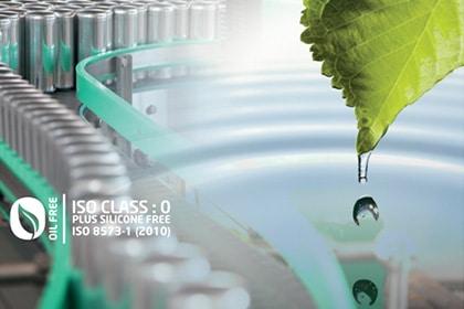 Soorten Olievrije Compressoren Persluchttechniek Van Elewout Kompressoren