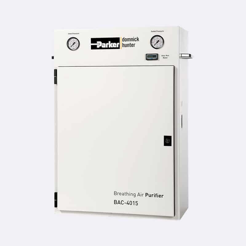 Ademluchtfilter Parker BAC-4015 Front Van Elewout Kompressoren