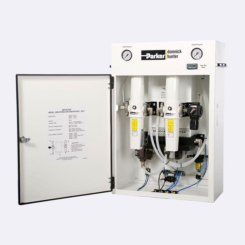 Ademluchtfilter Parker BAC-4015 Purifier Van Elewout Kompressoren