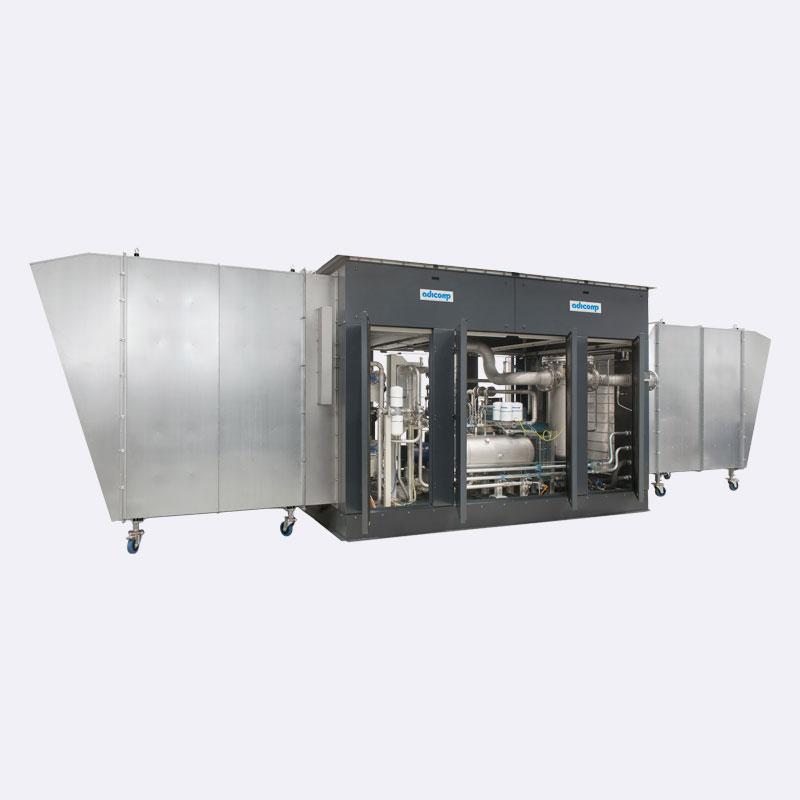 Adicomp UVG250 groengas compressor