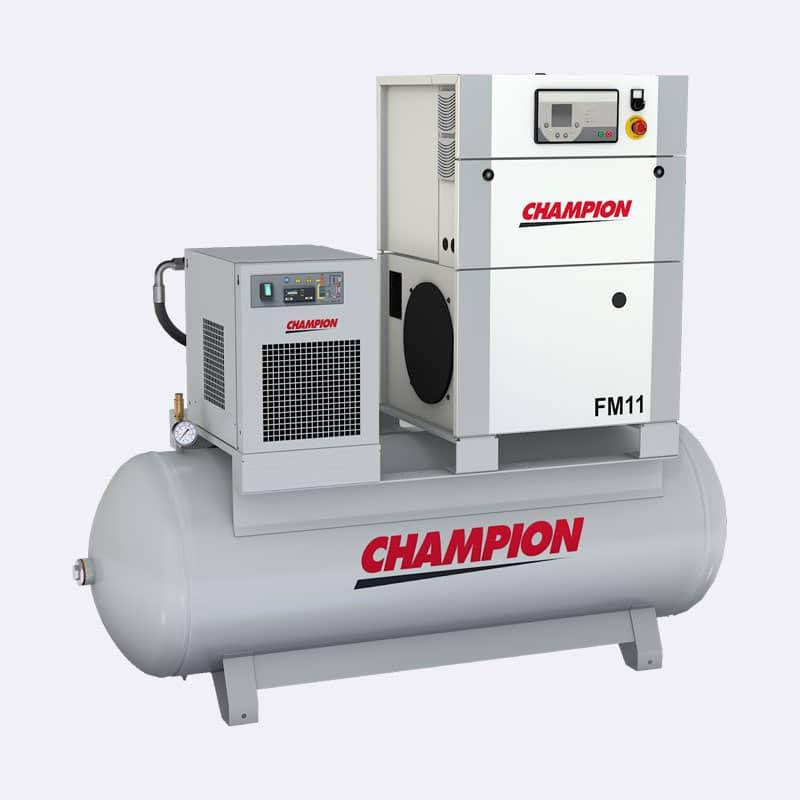 Champion FM11 Van Elewout Kompressoren