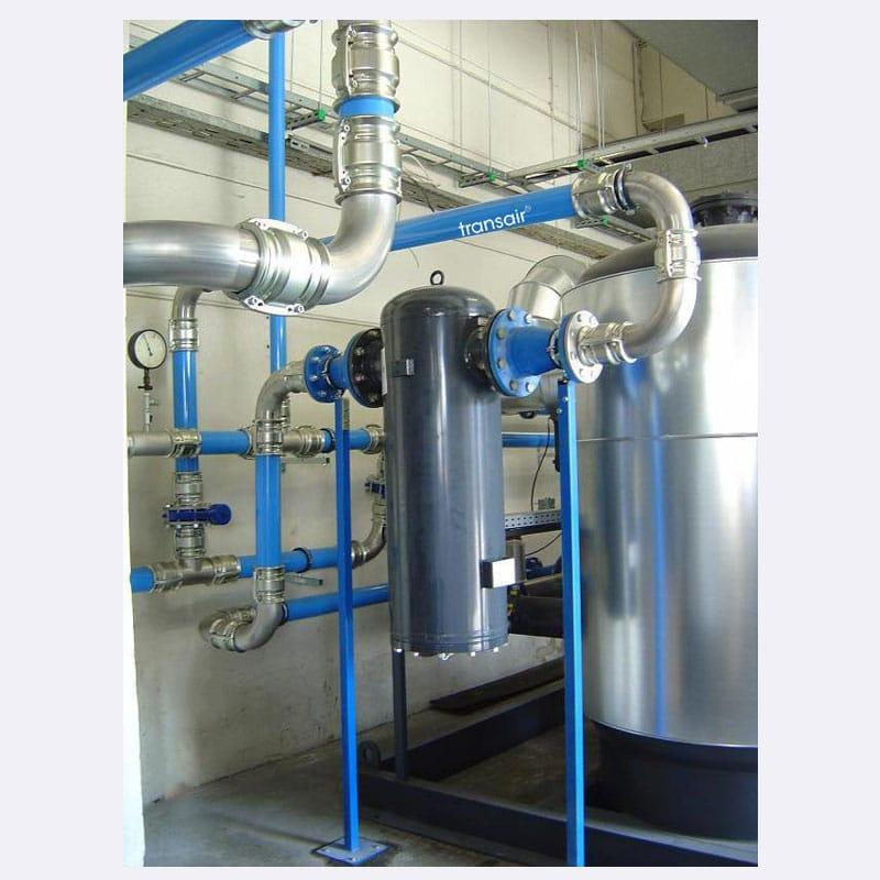 Compressor leiding groot-Persluchtleiding-Van-Elewout-Kompressoren