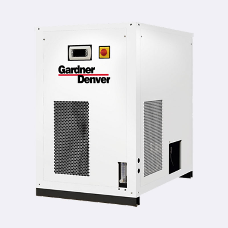 Koeldroger Gardner Denver Dual Technology Tandem Dryer Van Elewout Kompressoren