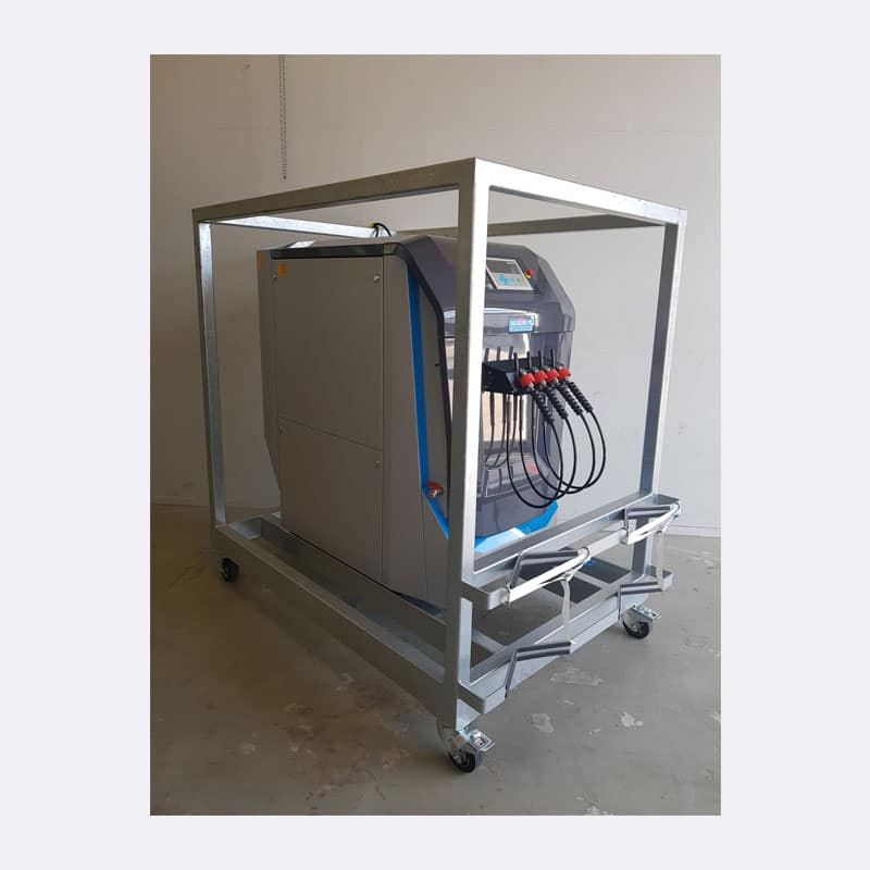 Onderhoud Compressor Huren Mobiele Compressoren Van Elewout Kompressoren