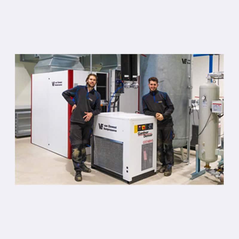 Onderhoud Compressor Huren Monteurs Van Elewout Kompressoren