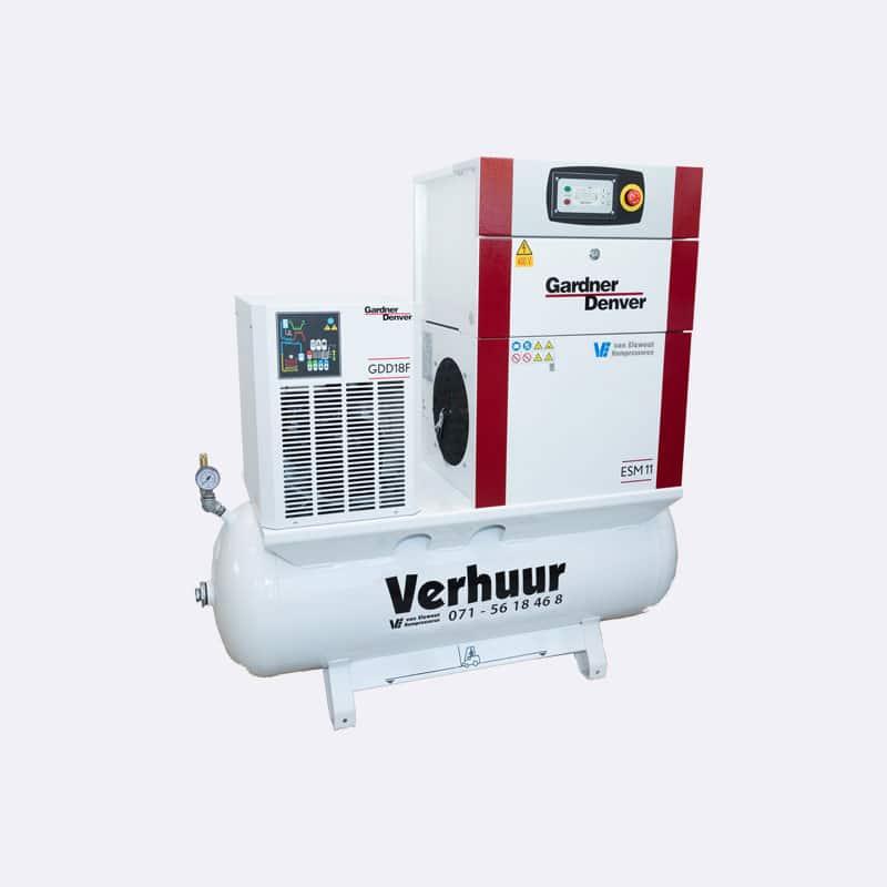 Onderhoud Compressor Huren Schroefcompressor Van Elewout Kompressoren