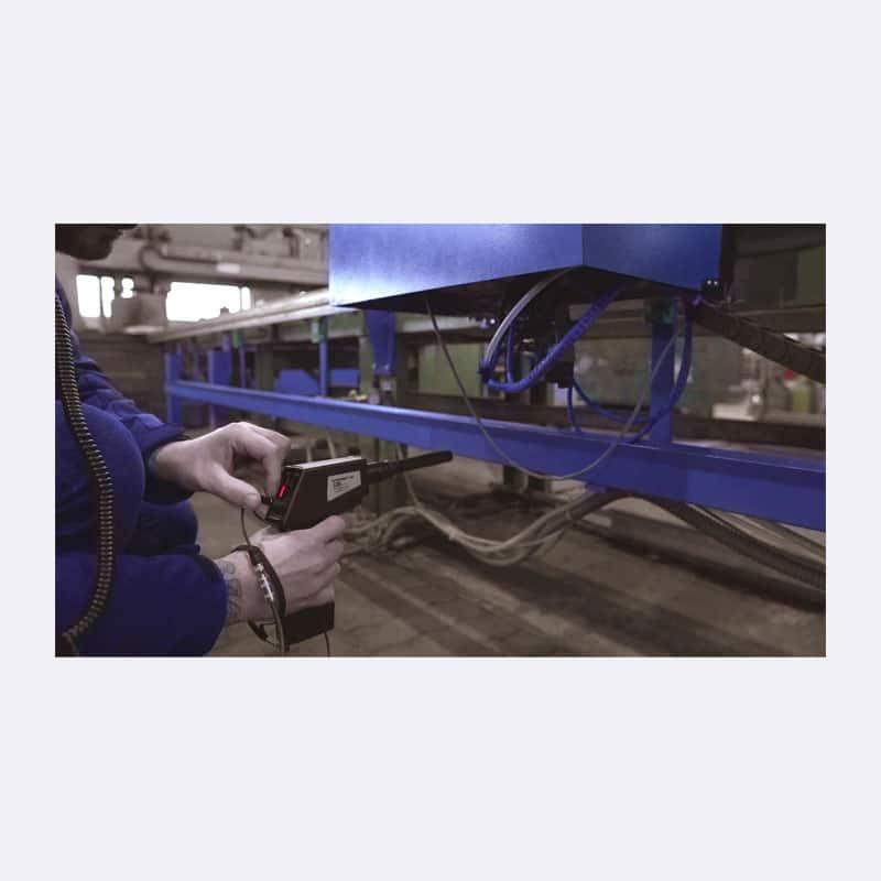 Onderhoud Persluchtlekkage Fabriek Van Elewout Kompressoren